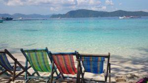 Coral Island, vartin venematkan päässä Phuketista
