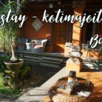 Homestay - kotimajoituksia Balilla