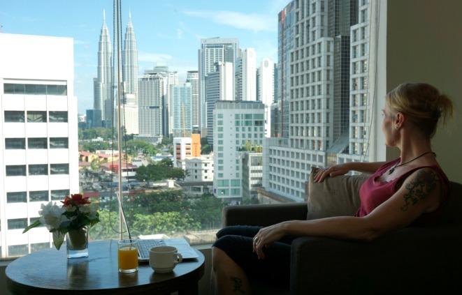 Kuala Lumpur majoitus