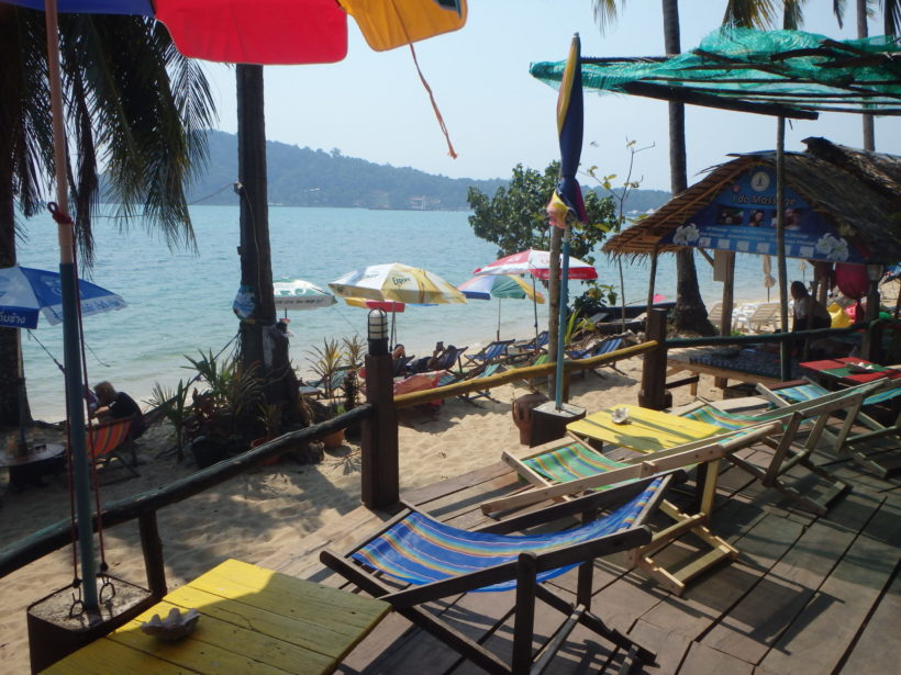 suosikkikohteet Thaimaassa