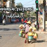 Vietnamin viisumi - helposti ja halvalla, eiku...
