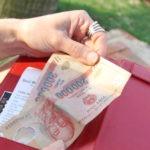 Raha-asiat Vietnamin matkalla
