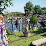 Bali road trip osa 3 - Tirta Gangga, Sideman ja Tukad Cepung